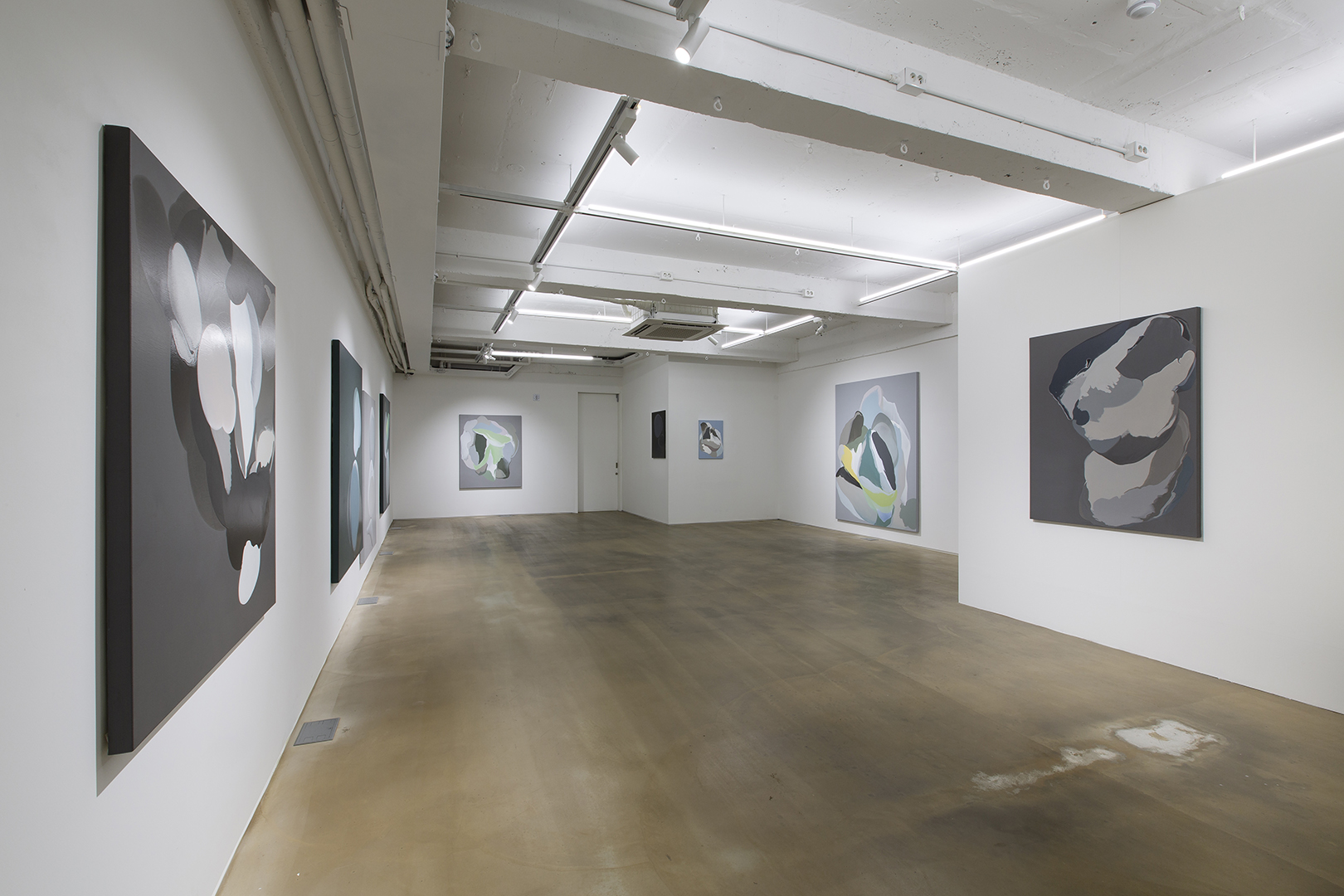 Abstract : Intrinsic Exhibition, Space So, Seoul ,2018