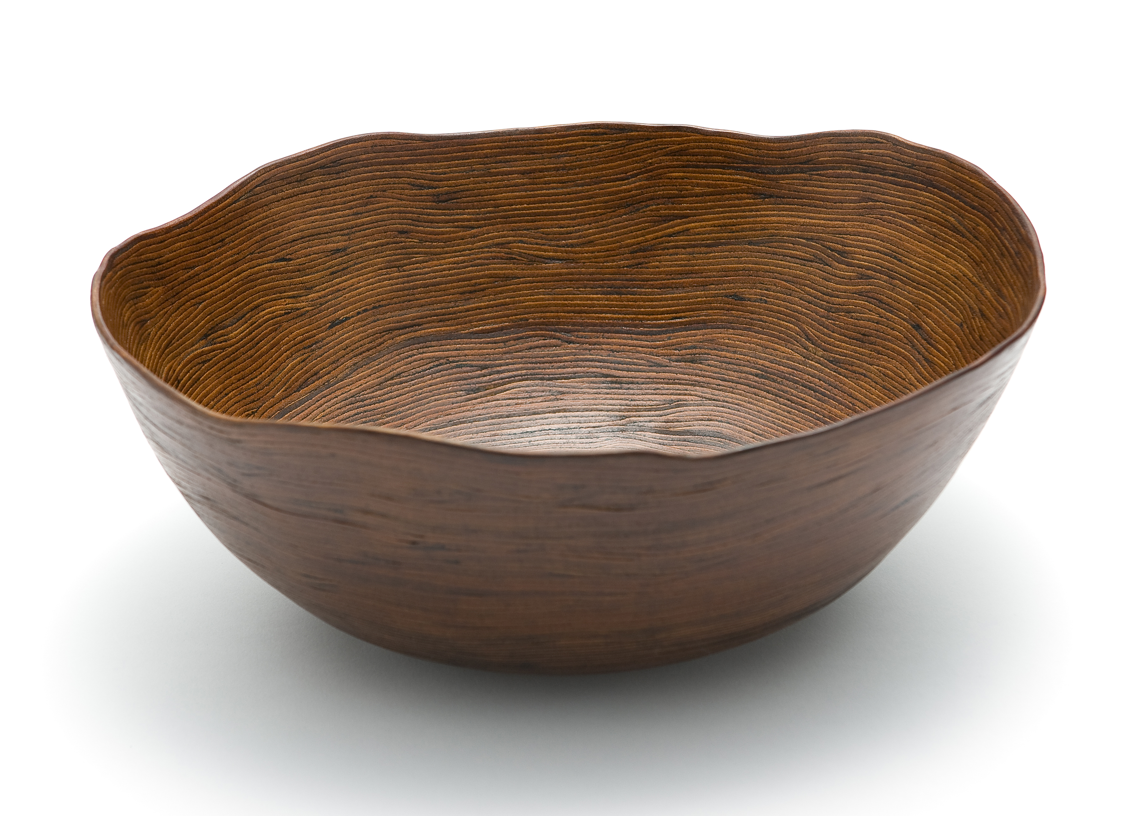 leather bowl 265